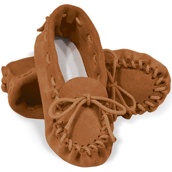 Native heritage leathercraft kit moccasin toast adult 10 for Leather craft kits for sale