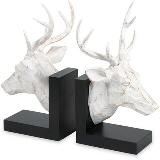 Joseph Deer Bookends (Set of 2)