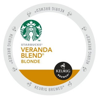 Starbucks Veranda Blend Coffee K-Cup Portion Pack