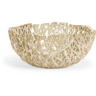 Vargas Cutwork Decor Bowl