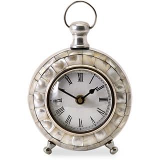 Levine Desk Clock|https://ak1.ostkcdn.com/images/products/9659479/P16841425.jpg?impolicy=medium