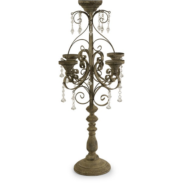 Ordinaire Tracy Candle Chandelier Tabletop