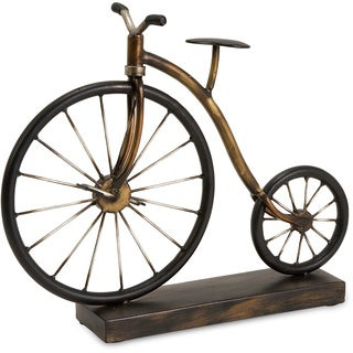 Big Wheel Bicycle Statuary