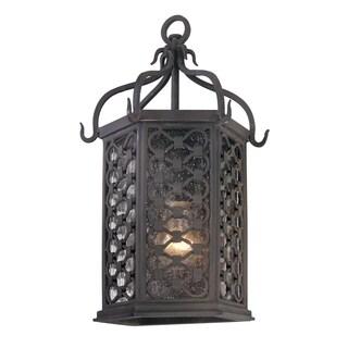 Troy Lighting Los Olivos 1-light Pocket Lantern