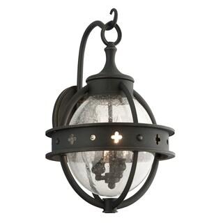 Troy Lighting Mendocino 3-light Wall Lantern