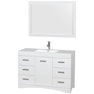 Wyndham Delray 48-inch Single Bathroom Vanity