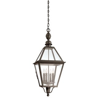 Troy Lighting Townsend 4-light Outdoor Hanging Lantern