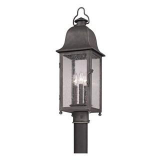 Troy Lighting Larchmont 3-light Post Lantern