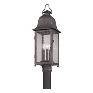 Troy Lighting Larchmont 3-light Post Lantern