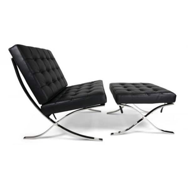 Shop Rohe Style Classic Designer Barcelona Chair with ...