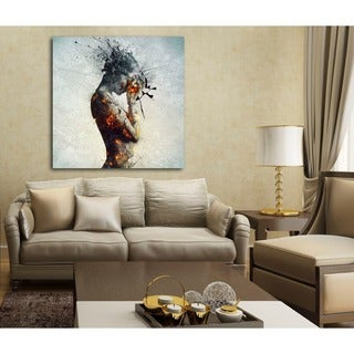 'Deliberation' by Mario Sanchez Nevado Wall Art