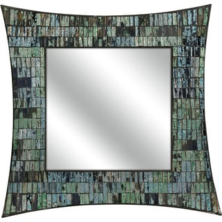Thumbnail 1, Aramis Mosaic Glass Wall Mirror.