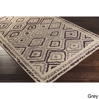 Hand Knotted Joey Wool Rug (2' x 3')