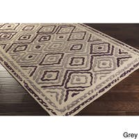 Hand Knotted Joey Wool Area Rug (2' x 3')