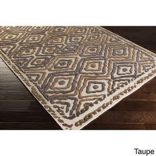 Hand Knotted Joey Wool Rug (8' x 11')