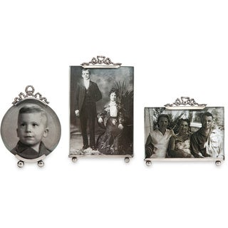 Alex Brass Frames (Set of 3)