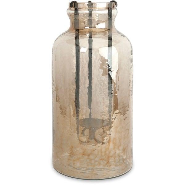 Jenay Large Jar Lantern