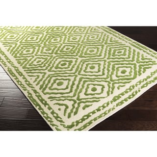 Hand Knotted Ben Wool Rug (3'3 x 5'3)