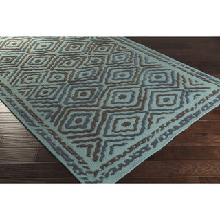 Hand Knotted Joey Wool Rug (3'3 x 5'3)