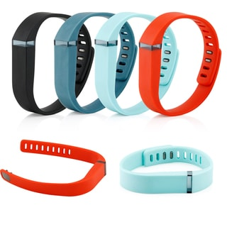 Gearonic Replacement Smart Wrist TPU Case for FITBIT FLEX Bracelet Devices