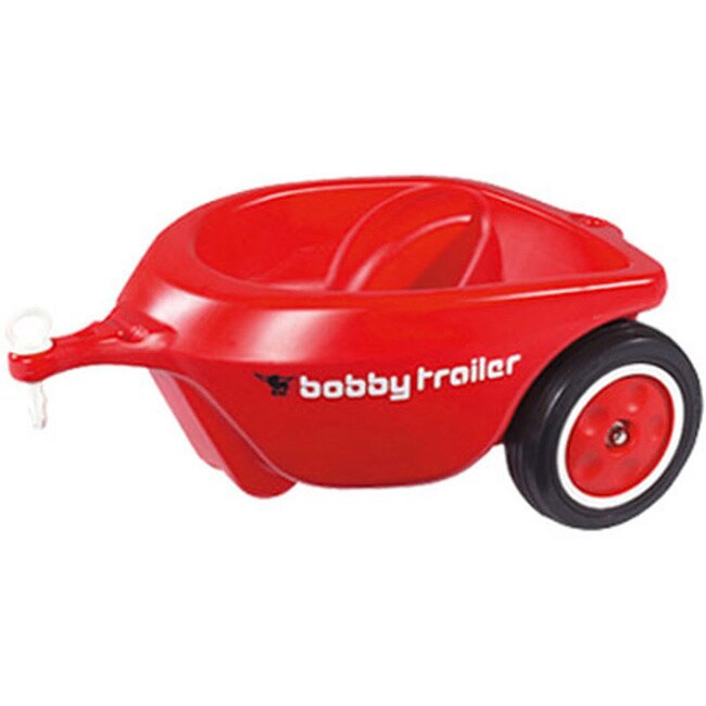 Big Bobby Car Trailer (Red)