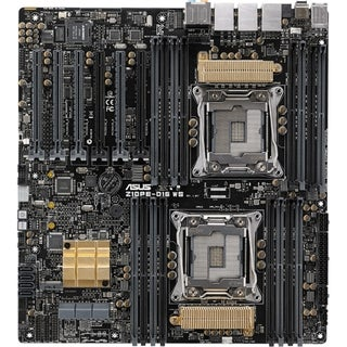 Asus Z10PE-D16 WS Workstation Motherboard - Intel C612 Chipset - Sock