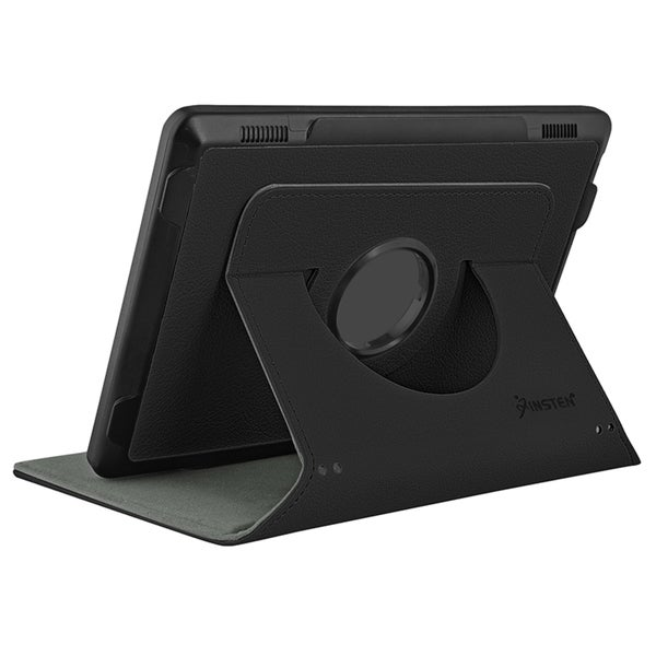 Shop Insten Leather Folio Book Style Flip Tablet Case