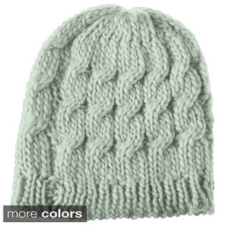 Zodaca Unisex Soft Winter Knit Crochet Hat (More options available)