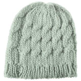 Zodaca Unisex Soft Winter Knit Crochet Hat