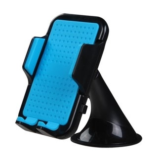 INSTEN Black Pressure Absorbing Holder For Apple iPhone 4/ 4S/ HTC EVO Shift 4G/ LG Optimus F3 LS720/ Motorola Droid 2