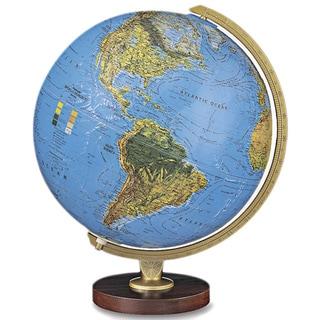 Livingston Illuminated Desktop World Globe