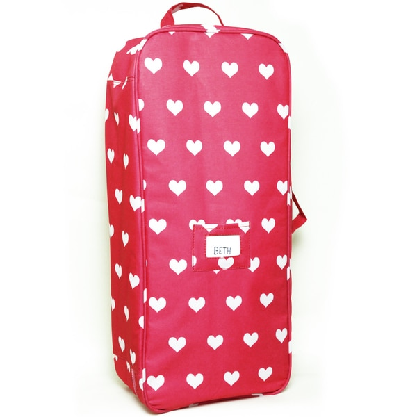 The New York Doll Collection 18 Inch Doll Carry Case