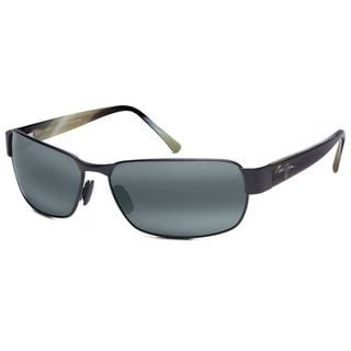 Maui Jim Men's Black Coral Fashion Sunglasses