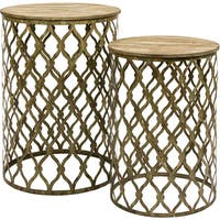 Maridell Nesting Tables (Set of 2)