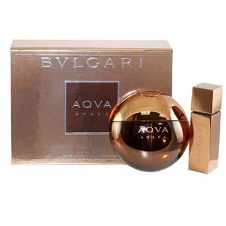 Bvlgari Aqva Amara Men's 2-piece Fragrance Set