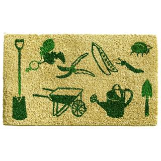 Garden Essentials Coir with Vinyl Backing Doormat (1'5 x 2'5)