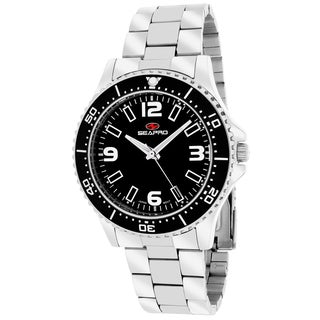 Seapro Women's SP5411 Tideway Round Silver Bracelet Watch
