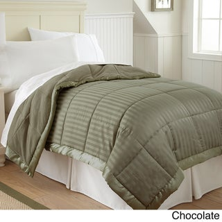 Amraupur Overseas Down Alternative Blanket with Fleece Reverse