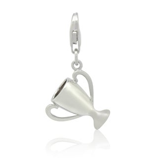 Gioelli Sterling Silver Trophy Charm