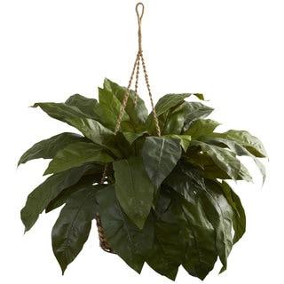 Double Giant Birdsnest Hanging Basket