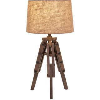 Buy brown table lamps online at overstock our best lighting deals concord table lamp aloadofball Images
