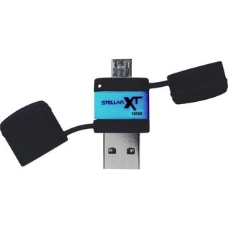 Patriot Memory Stellar Boost XT 16GB USB/OTG Flash Drive (PEF16GSTRXT