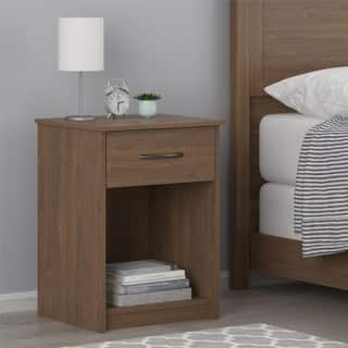 Ameriwood Home Saint Walnut Night Stand with Storage Drawer|https://ak1.ostkcdn.com/images/products/9664758/P16846029.jpg?impolicy=medium
