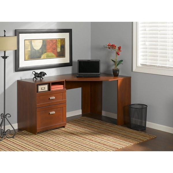 Wheaton Reversible Corner Desk Free Shipping Today