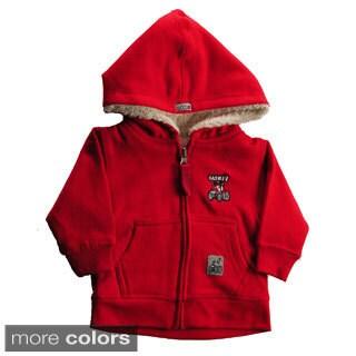 Case IH Boys Sherpa Lined Hoodie