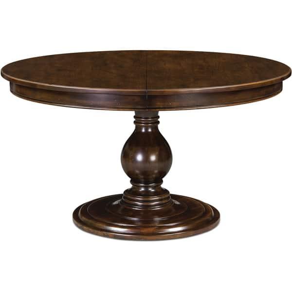 Magnussen Loren Wood Large Round Dining Table Free