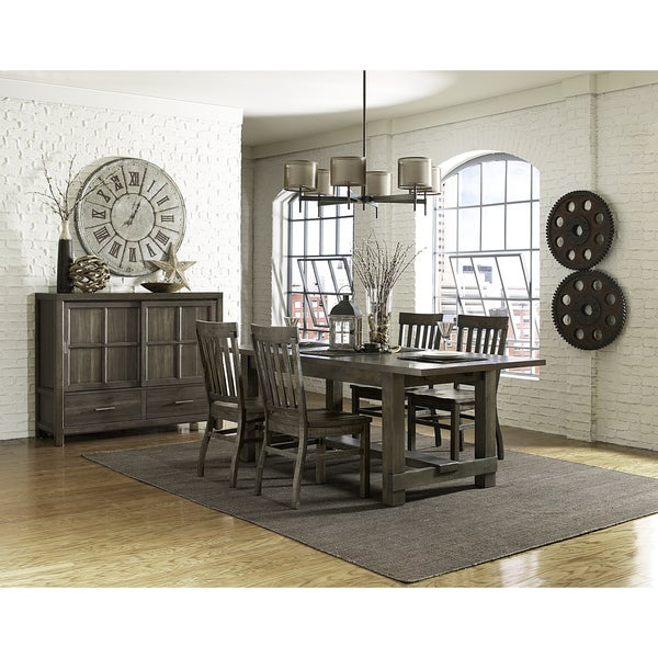 Bon Magnussen Karlin Wood Rectangular Dining Table
