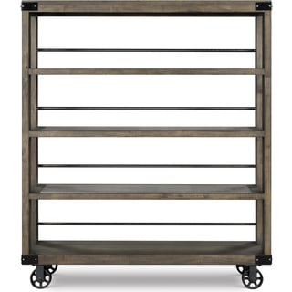Magnussen D2471 Karlin Wood Dining Cart