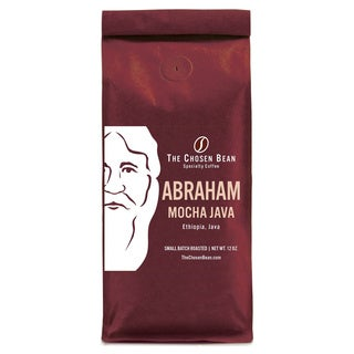 Abraham's Morning Roast Blend Micro Roasted 12-ounce Gourmet Whole Bean Coffee 12-ounce