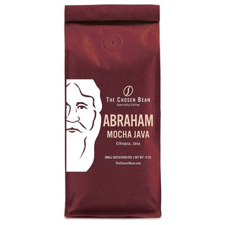 Abraham's Morning Roast Blend Micro Roasted Gourmet Ground Coffee 12-Ounce